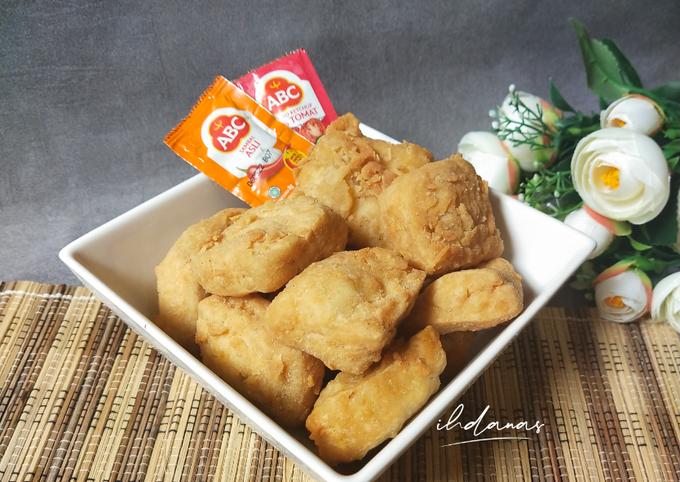 Bahan-bahan Tahu Crispy yang enak dan Mudah Dibuat