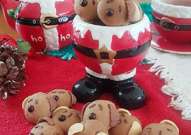 Milo dogie Cookies - cookandrecipe.com