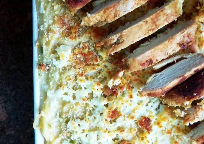 Recipe: Tasty Bechamel pasta