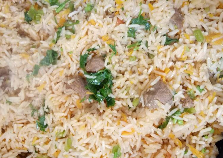 Simple pilau, Heart Friendly Foods You Need To Be Eating