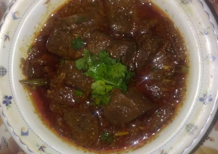 Beef kalyji