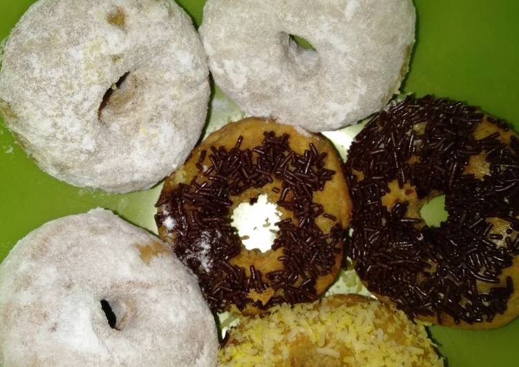 Potato Donuts Fresh Home Made by Uliz Kirei