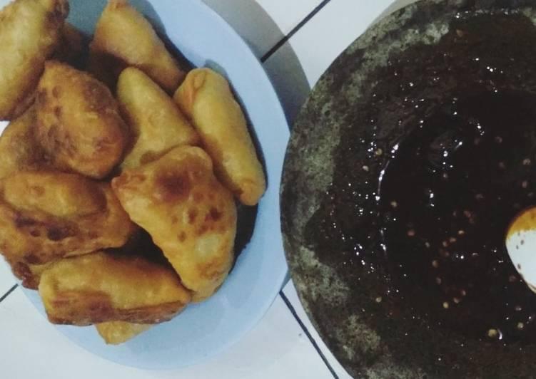 Martabak madura (bihun) simple