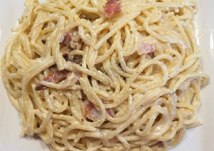 Espaguetti Carbonara