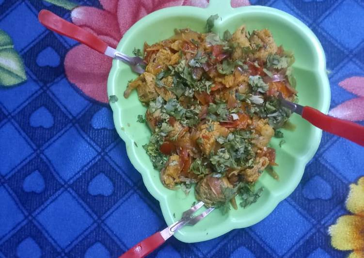 Soya chilli