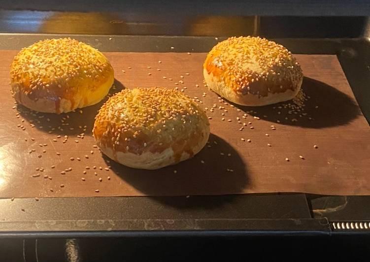 Pain Burger avec 30min de pause 🍔