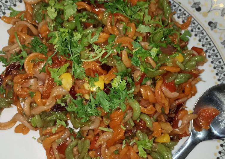 How to Cook Yummy Beetroot healthy pasta