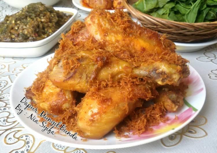 Resep Ayam Goreng Lengkuas Oleh Nia Syifa Cookpad