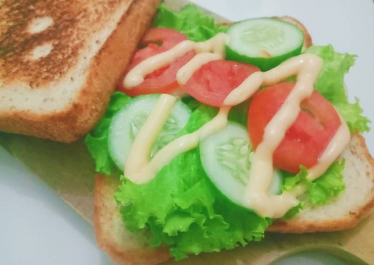 Resep Sandwich Simpel Paling Top