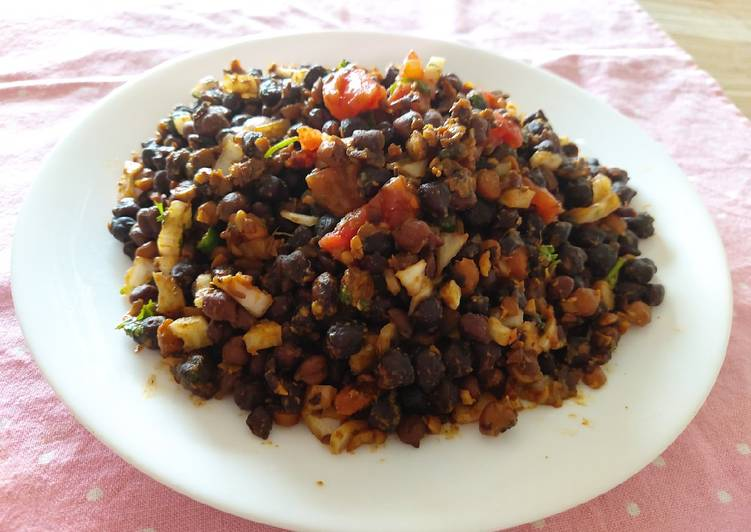Easiest Way to Make Super Quick Homemade Chatpaty chana chat