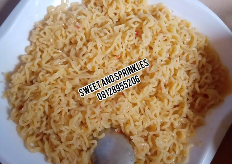 Recipe Delicious Indomie Delicious Recipe