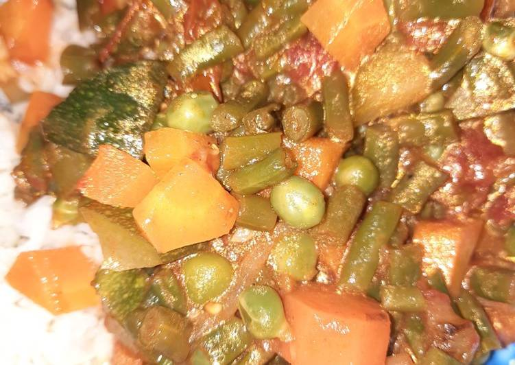Recipe: Delicious Vegetables stew