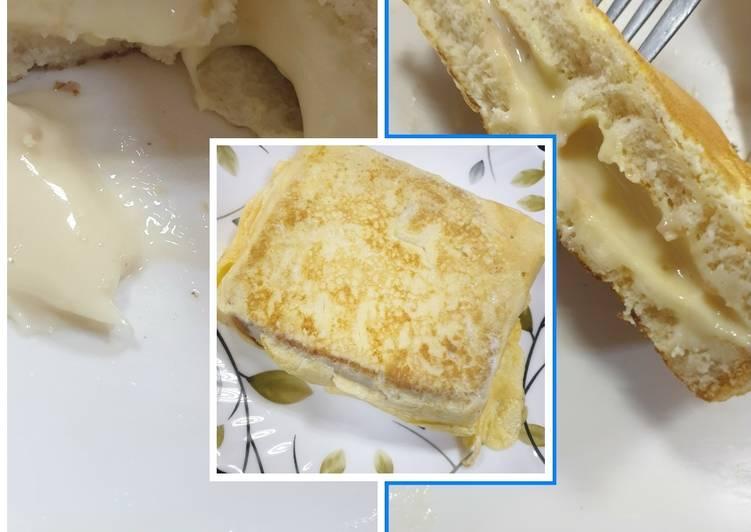 Easy Egg 'n Cheese Sandwich