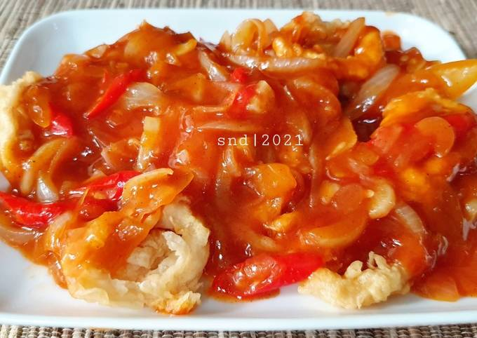 Cumi Tepung Asam Manis Pedas #masakanindo 🇮🇩 - projectfootsteps.org