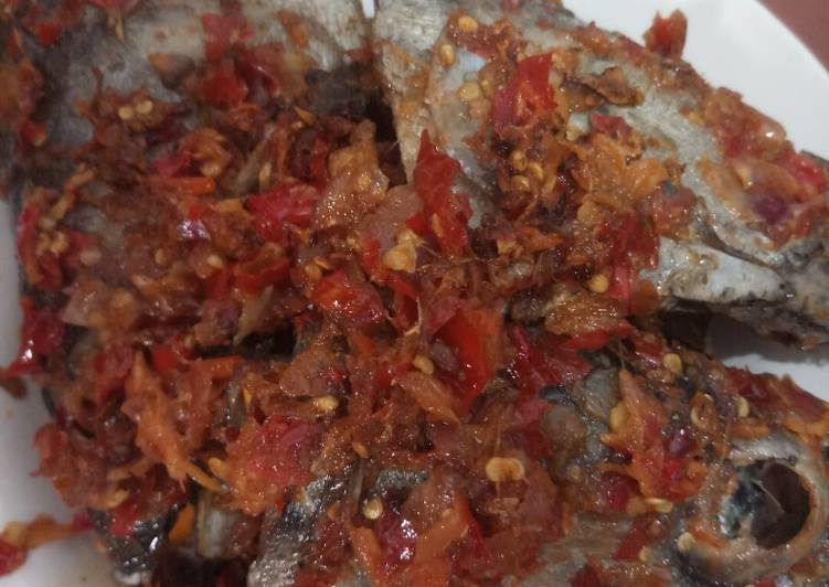 Resep Kepala Ikan Tongkol Putih Balado Oleh Devi Lianawati Cookpad