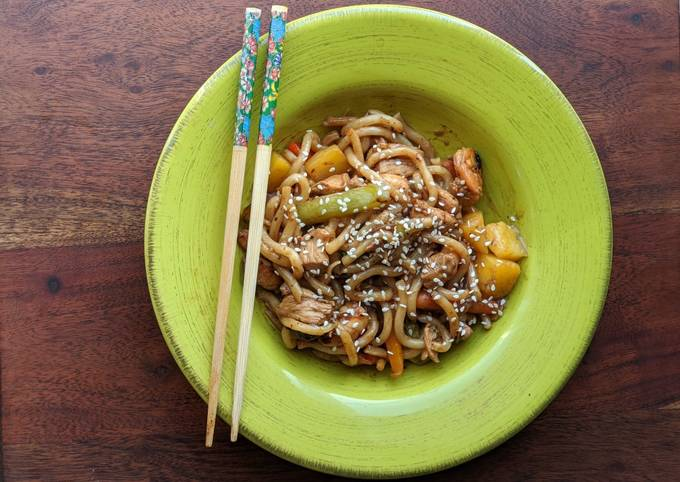 Sour Chinese stir fry marinade
