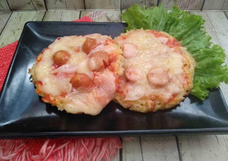 Pizza Nasi