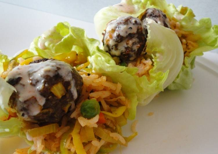 Madras Meatballs