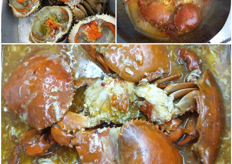 How to Cook Tasty Chili Crabs 辣椒蟹