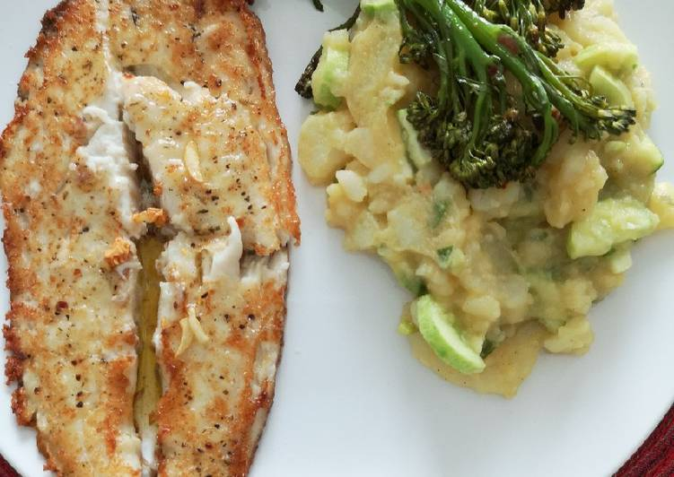 Simple Way to Prepare Award-winning Flounder for lunch