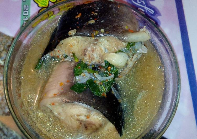 Easiest Way to Make Quick Catfish Peppersoup