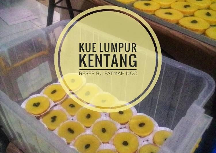 Kue Lumpur Kentang Resep Bu Fatmah NCC - cookandrecipe.com