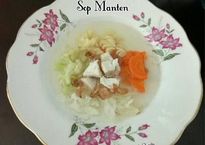 Sop Manten