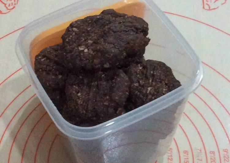 Resep: Enak Oatmeal Cookies