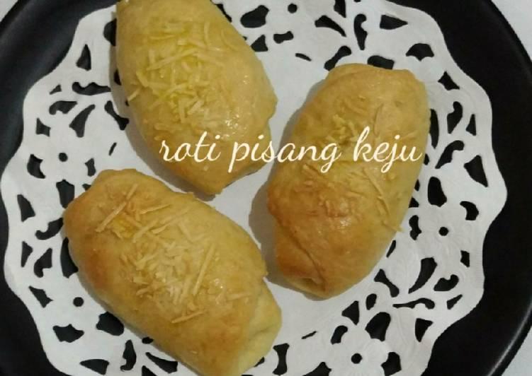 16 Bahan Membuat Roti Manis Pisang Keju Pr Beranibaking Yang Cepat Cookandrecipe Com