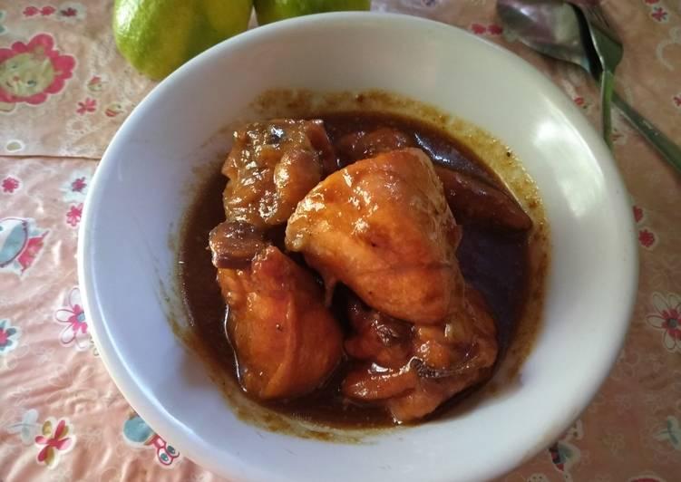 15. Semur Ayam