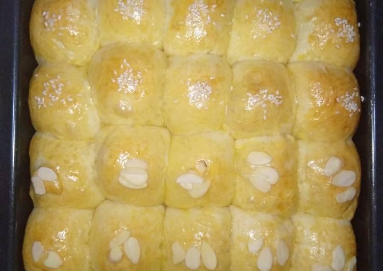 Roti Manis 4 Rasa (no mixer)