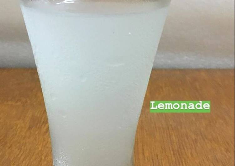 Lemonade coconut delight