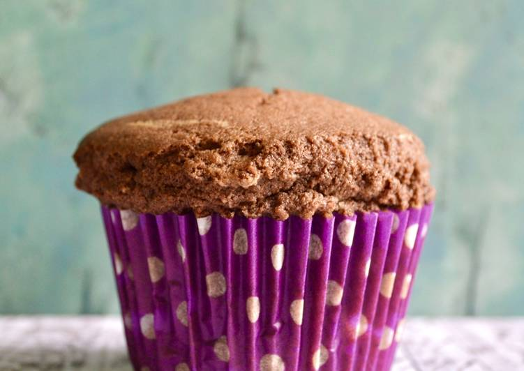 Simple Way to Make Favorite Chocolate Caramel Muffins