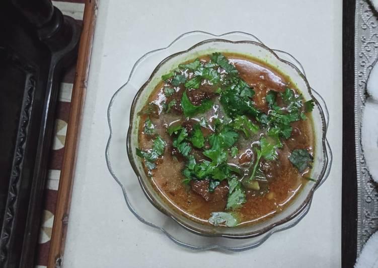 Recipe of Award-winning Gheeya kofte veggie