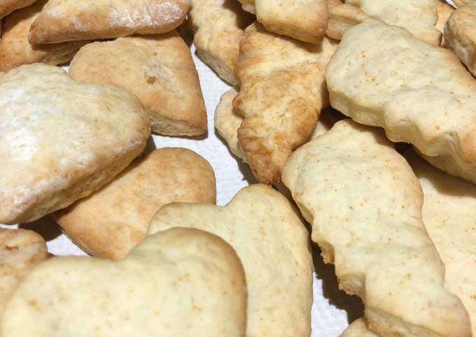 Canistrellis (biscuits corses)