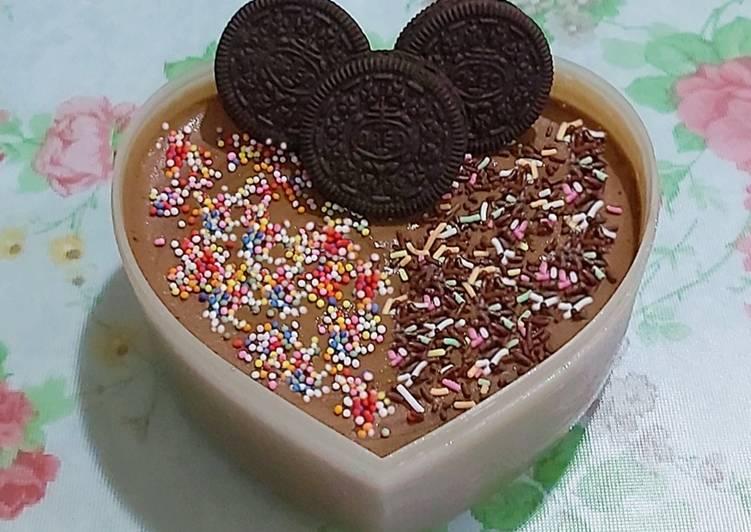 Ice Cream Chocolate Homemade