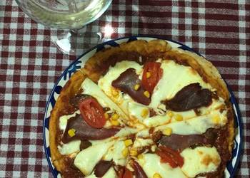 How to Prepare Perfect Pizza in regular oven