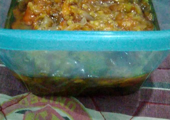 Resep Sambal bawang merah, Lezat