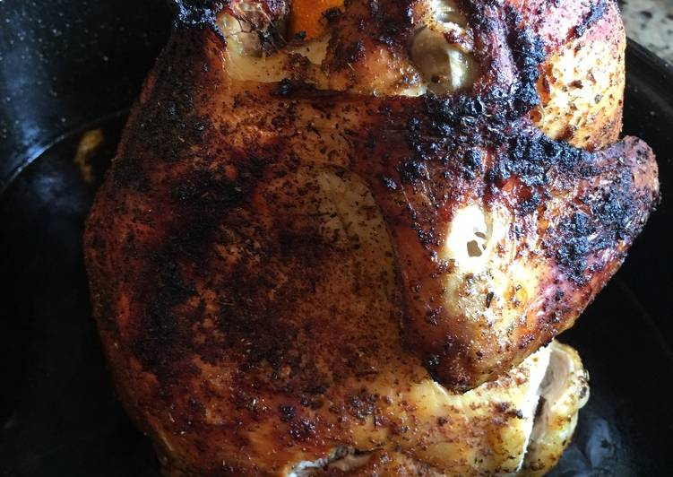 Recipe: Appetizing Beer Can Chicken with Ribeye Steak