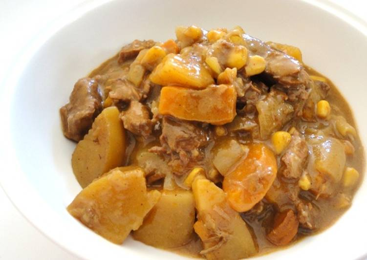 Recipe of Perfect Slow Cooker Beef with Root vegetables