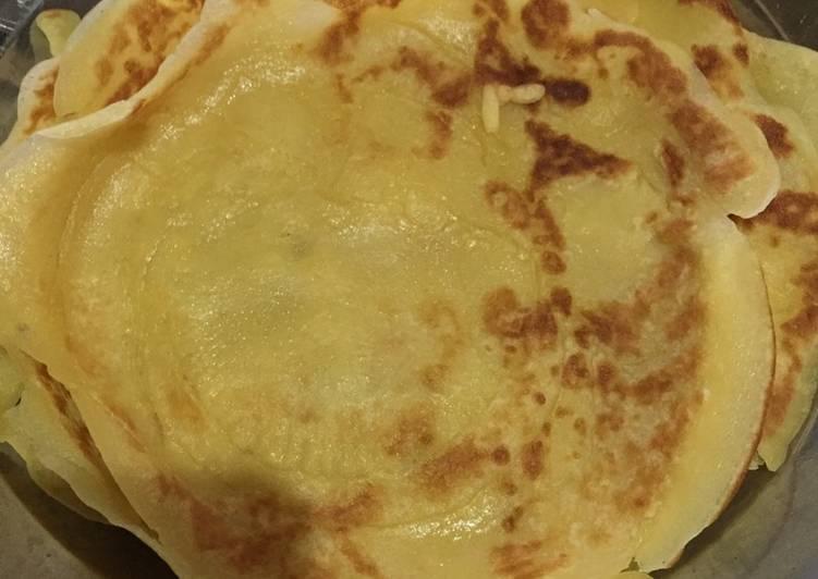 Pancake penggorengan