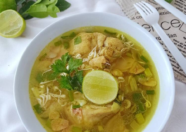 Permalink to Tips Memasak Soto Ayam Simple Bumbu Iris Nikmat