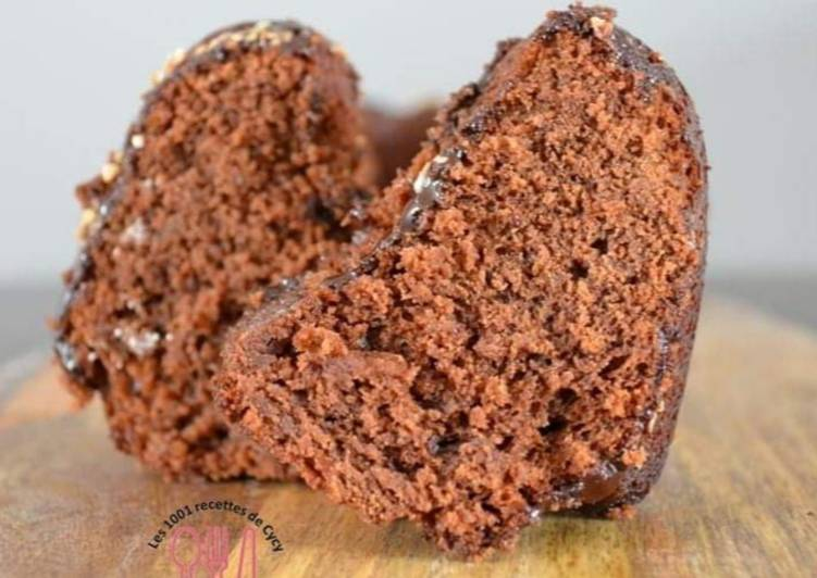 Recette De Moelleux au chocolat