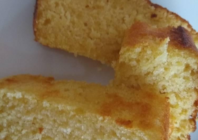 Recipe of Perfect Zesty Lemon loaf