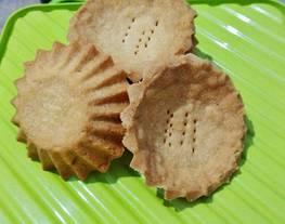 Kulit Pie Renyah (Pie Shell)