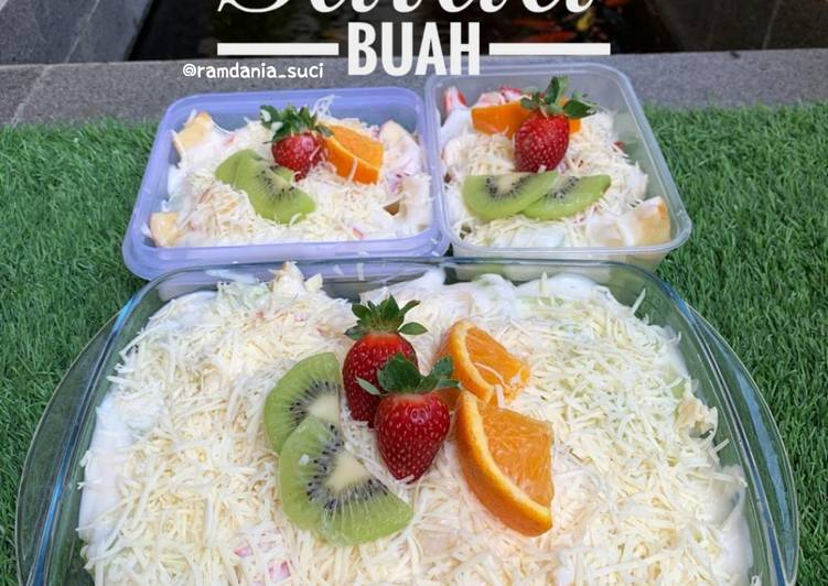 Salad buah - cookandrecipe.com
