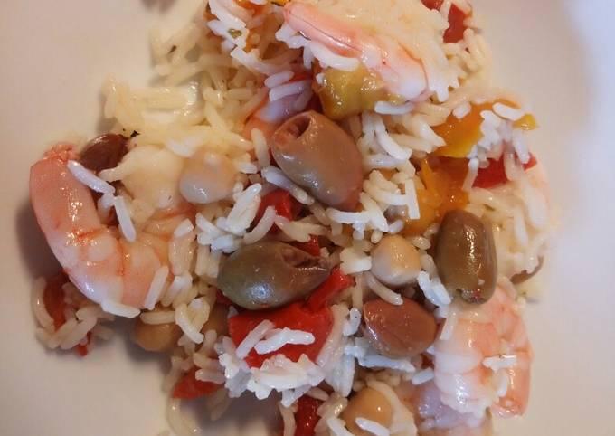 Recipe of Jamie Oliver Insalata di riso