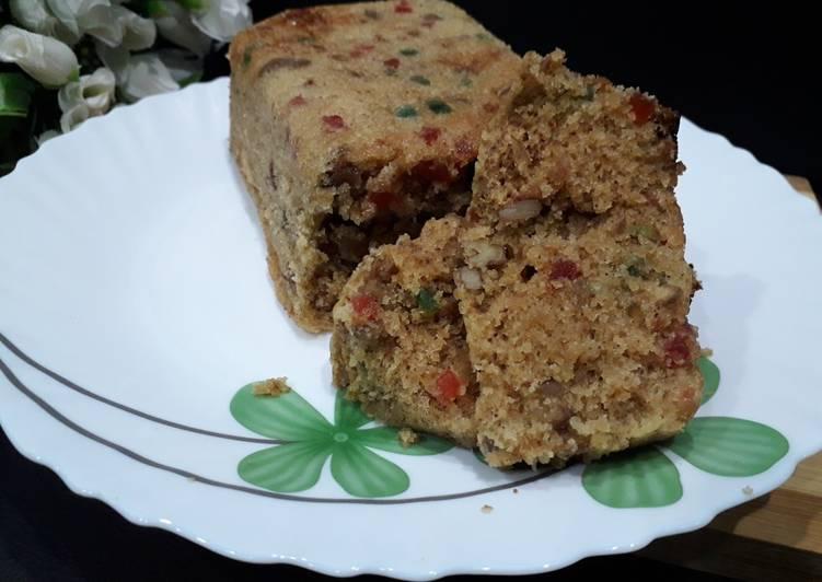 Recipe: Delicious Plum cake Christmas special