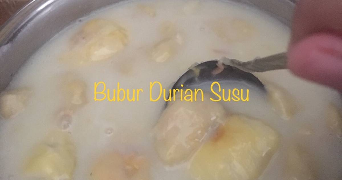 10 Resep Durian Mengkal Enak Dan Sederhana Ala Rumahan Cookpad