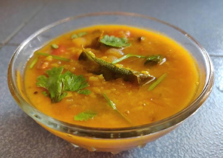 Recipe of Favorite Paruppu Masiyal / Paruppu Kadaiyal / Dal Tadka